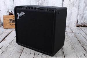 Fender Mustang LT25 Electric Guitar Amplifier 25 Watt 1x8 Combo Amp w 30 Presets
