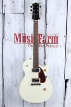 Load image into Gallery viewer, Gretsch G2210 Streamliner Junior Jet Club Electric Guitar Vintage White Finish
