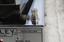 Load image into Gallery viewer, Used Vintage 1970's Morley WVO Wah-Volume Electric Guitar Effects Pedal