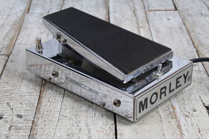 Used Vintage 1970's Morley WVO Wah-Volume Electric Guitar Effects Pedal