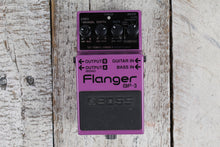 Load image into Gallery viewer, Used Boss BF-3 Flanger Effects Pedals