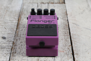 Used Boss BF-3 Flanger Effects Pedals