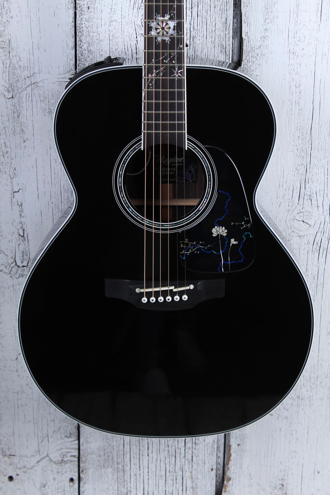 Takamine 2015 Renge-SO Limited Edition Acoustic Electric Guitar w Hardshell Case
