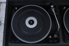 Load image into Gallery viewer, August by Dave Simms Vintage MD1 Series 5 Dual Turntable Classic DJ Disco Deck