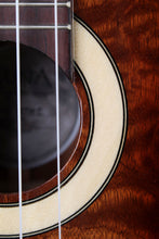 Load image into Gallery viewer, Luna 15th Anniversary Concert Acoustic Electric Ukulele UKE 15TH C with Case