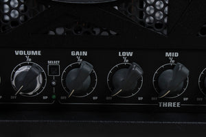 EVH 5150III 50S 6L6 Electric Guitar Amplifier Head 50 Watt Tube Amp Head Black