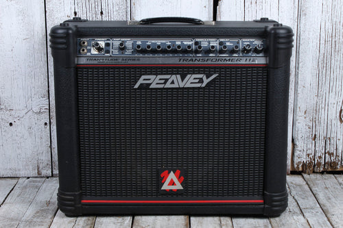 Peavey Transformer 112 Electric Guitar Amplifier 1 x 12 Amp w PFC 4 Footswitch