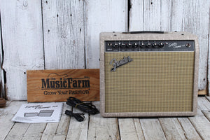 Fender LTD Super Champ X2 Eminence Ragin Cajun Fawn Electric Guitar Amplifier