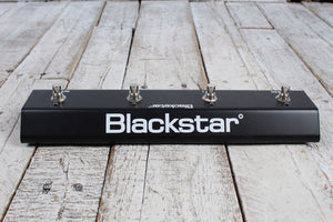 Used Blackstar FS-7 Footswitch w/ Cable For HT-60 + HT-100 Amps