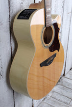 Load image into Gallery viewer, Takamine G Series EG523SC Jumbo Cutaway Acoustic Electric Guitar Natural Gloss