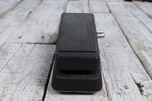 Dunlop Cry Baby 535Q Wha Pedal Electric Guitar Effects Multi-Wah Pedal Black