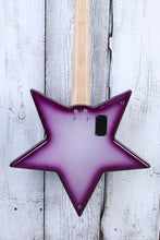 Load image into Gallery viewer, Warwick Bootsy Collins SpaceBass 4 String Electric Bass Guitar with Gig Bag