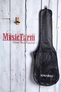 RockBag by Warwick RB 20536 B ECO Line Electric Guitar Gig Bag Black