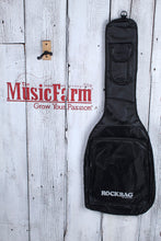 Load image into Gallery viewer, RockBag by Warwick RB 20529 B Basic Line Acoustic Guitar Gig Bag Black