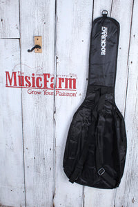 RockBag by Warwick RB 20529 B Basic Line Acoustic Guitar Gig Bag Black