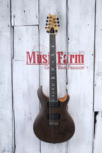 Load image into Gallery viewer, PRS SE Mark Holcomb SVN 7 String Electric Guitar Walnut Top Satin with Gig Bag