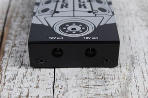 RockBoard by Warwick RBO POW BLOCK Power Block Guitar Effects Power Supply