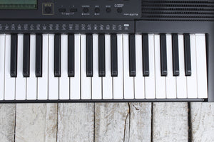 Yamaha PSR-E273 61 Key Portable Digital Keyboard w Power Supply and Survival Kit