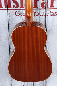 Kala Gloss Mahogany Baritone Ukulele All Mahogany Body Gloss Natural KA-BG