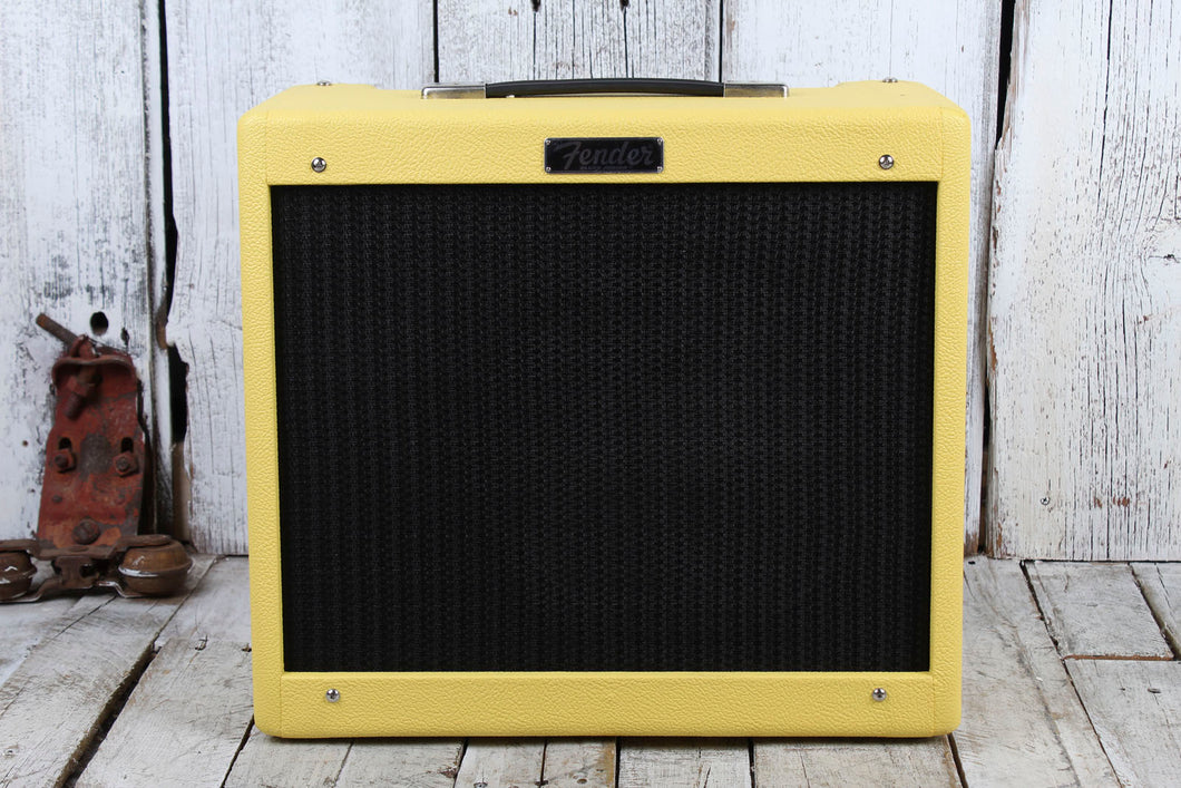 Fender LTD Blues Junior IV Eminence Swamp Thang Electric Guitar Combo Amplifier