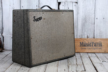 Load image into Gallery viewer, Supro Valco Vintage S6497T Electric Guitar Amplifier 35 Watt Combo Tube Amp