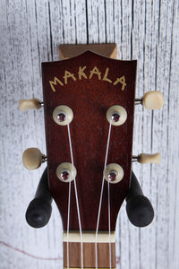 Makala by Kala MK-C All Mahogany Concert Ukelele Stain Natural Finish Uke