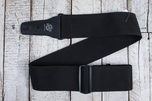 "Lock-It Straps 2"" Poly Pro Series Strap - Black"