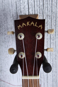Makala by Kala MK-T All Mahogany Tenor Ukelele Satin Natural Finish Uke