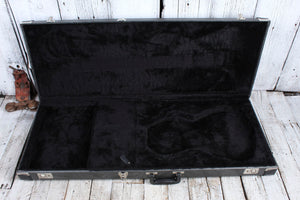 BC Rich TKL Electric Guitar Hardshell Case Black and Grey