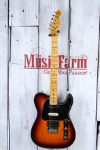 Load image into Gallery viewer, Fender Modern Player Telecaster Plus Electric Guitar HSS Honey Burst Finish