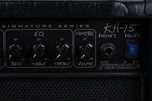 Load image into Gallery viewer, Used Randall Kirk Hammett Signature Series KH15 Guitar Combo