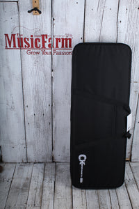 Charvel Multi Fit Electric Guitars Hardshell Gig Bag with Back Carrying Straps