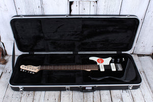 Gator GC-ELEC-XL Deluxe Molded Hardshell Case for Electric Guitars Extra Long