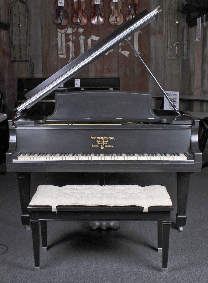 Steinway & Sons 1912 Model O Grand Piano 5' 10