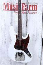Load image into Gallery viewer, Fender® Limited Edition 60th Anniversary 4 String Jazz Bass Guitar w Case & COA
