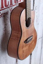 Load image into Gallery viewer, Luna High Tide Exotic Mahogany Concert Ukulele Natural UKE HTC EXM with Gig Bag