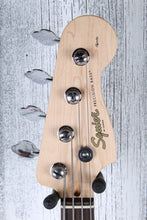 Load image into Gallery viewer, Fender® Squier Affinity Series Precision Bass PJ 4 String Electric Bass Guitar