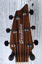 Load image into Gallery viewer, Breedlove Organic Signature Companion Copper Acoustic Electric Guitar w Gig Bag