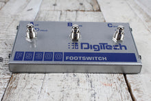 Load image into Gallery viewer, Digitech FS300 3 Position Multi Function Footswitch Foot Controller Effect Pedal