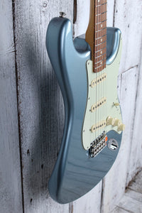 Fender® Vintera '60s Stratocaster Electric Guitar Ice Blue Metallic with Gig Bag