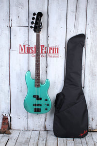 Fender® Boxer Series Precision Bass 4 String Electric Bass Guitar with Gig Bag