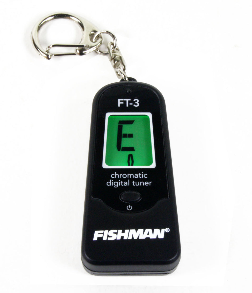 Fishman FT-3 Digital Keychain Guitar / Bass Tuner