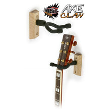 Load image into Gallery viewer, OSP Axe Claw Electric / Acoustic Guitar Wall Mount Hanger Stand