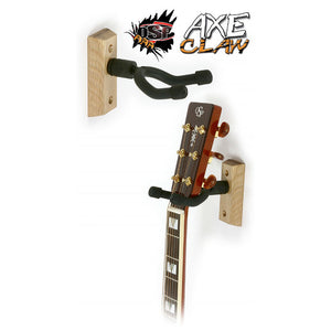 OSP Axe Claw Electric / Acoustic Guitar Wall Mount Hanger Stand