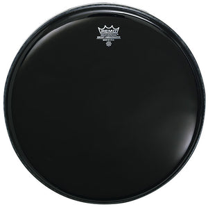 Remo Ebony Ambassador Drum Head - 13 Batter