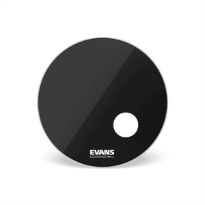 Evans 22 EQ3 Res Bass drum Head