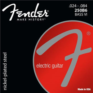 Fender 250B6 Bass VI Strings