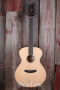 Breedlove USA Concert Sun Light E Acoustic Electric Guitar with Hardshell Case