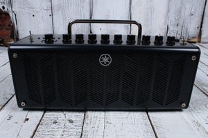 Yamaha THR10C Electric Guitar Amplifier 10 Watt 2 x 3 Solid State Modeling Amp