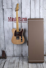 Load image into Gallery viewer, Fender® Rarities Flame Maple Top Chambered Telecaster Electric Guitar with Case